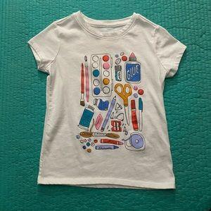Shirts & Tops - Art supplies t shirt